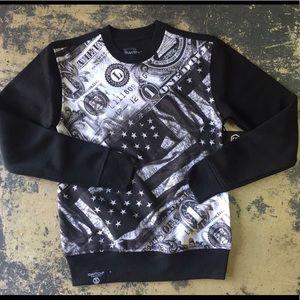 Other - Men's Dollar Bill Sweatshirt